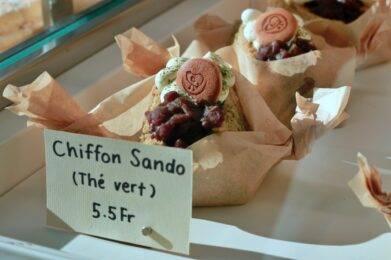 Osio chiffon cake