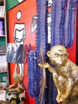 Royal Bloom monkey