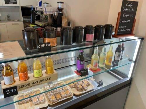 TNCE café offering