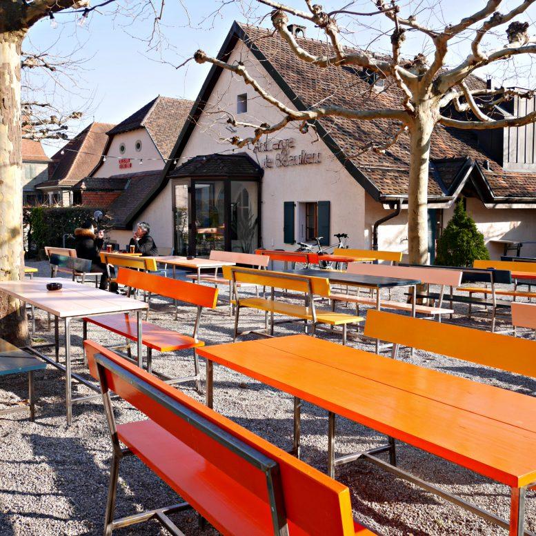 Auberge de Beaulieu exterior 2