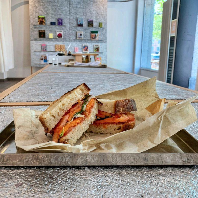 Deli Social Sandwich