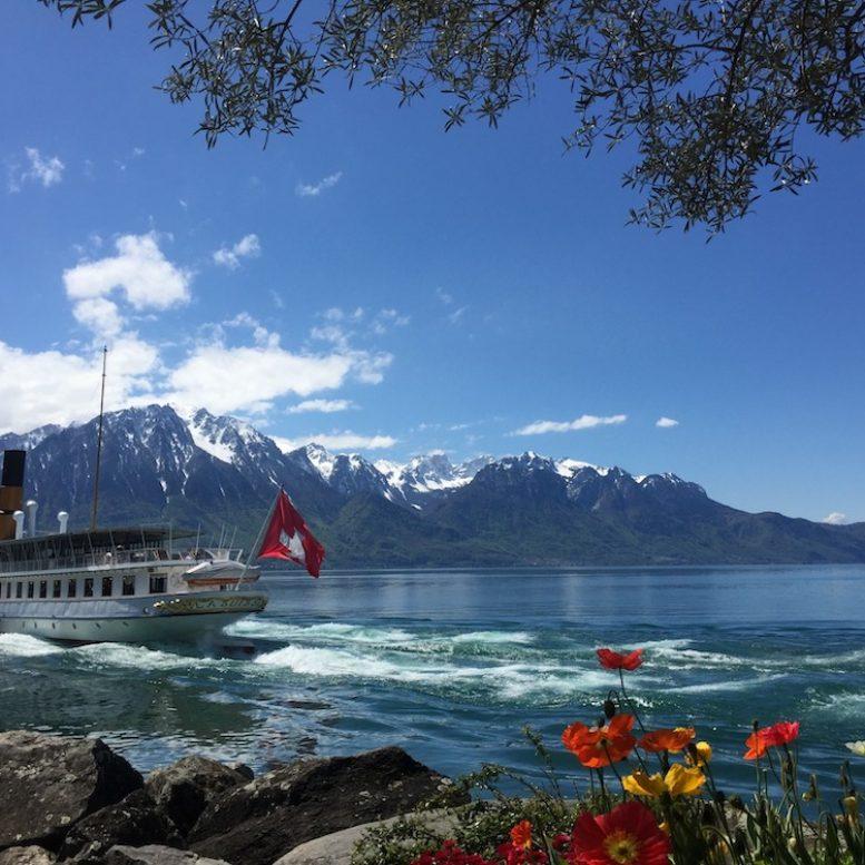 La Suisse Léman