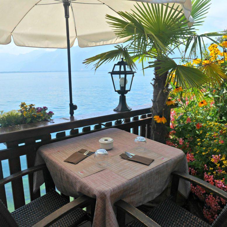 Mai Thai terrace