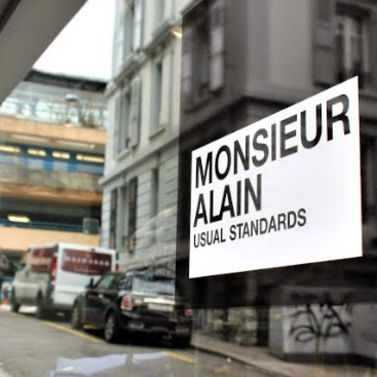 Monsieur Alain Lausanne