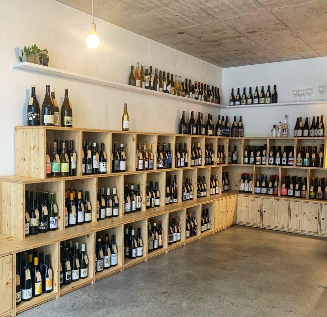 Mosto wine shop