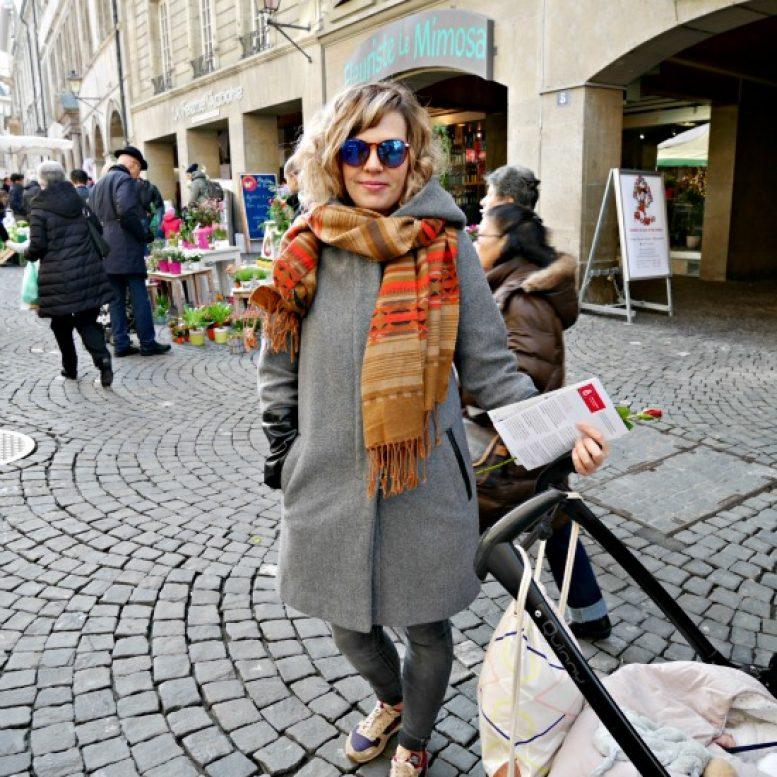 Street Style Mom