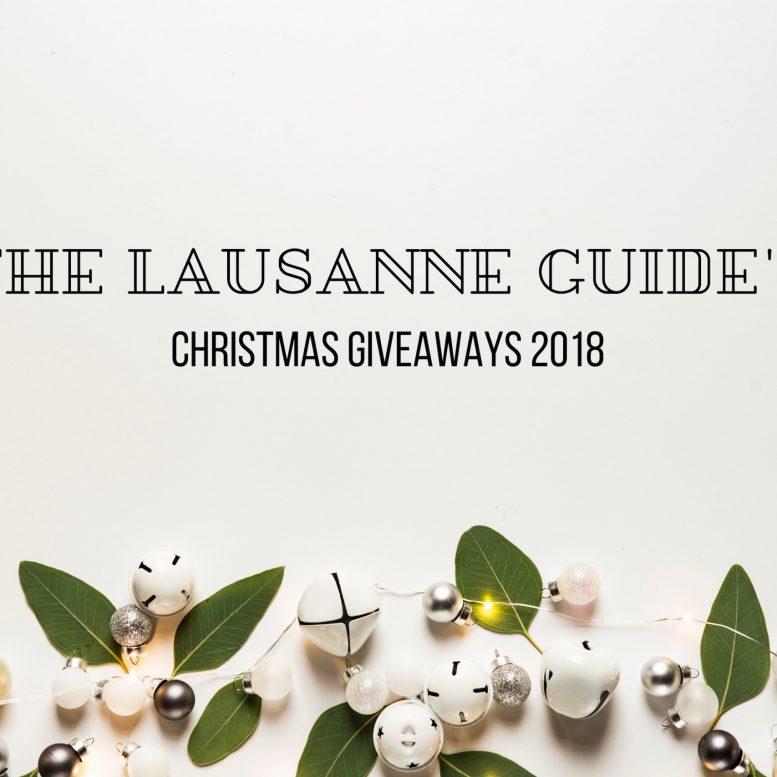 TLG CHRISTMAS GIVEAWAY 2018